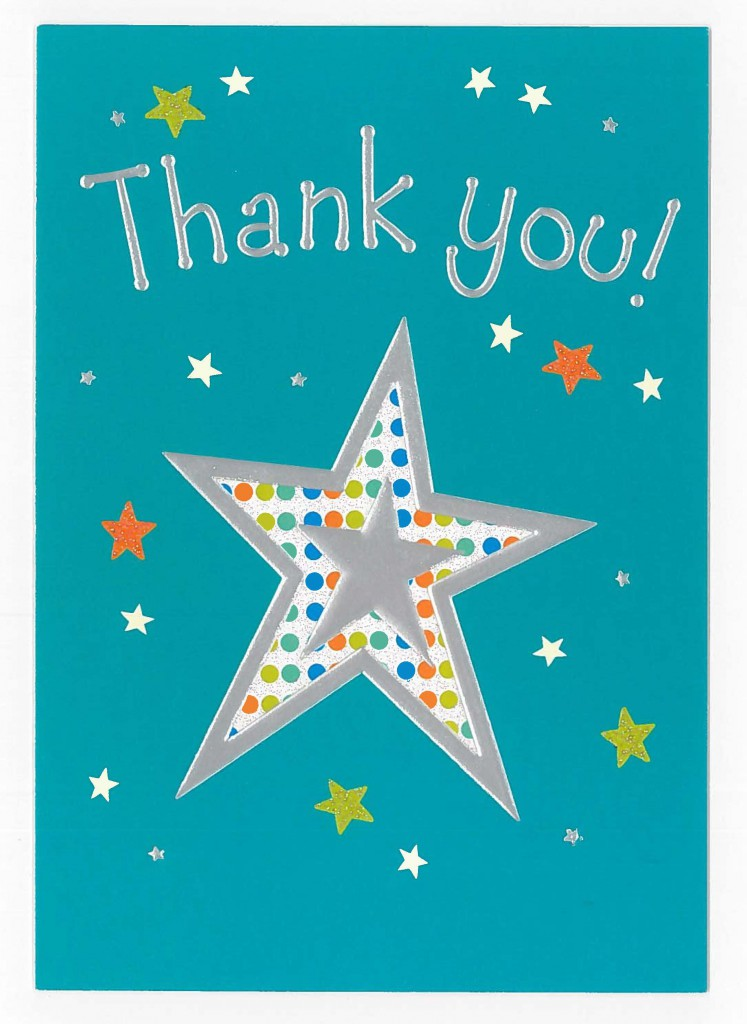 Thank You Cards From Parents Bramfield House